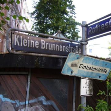 Kleine Brunnenstrasse