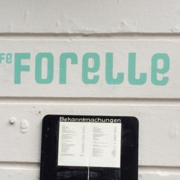Café Forelle Hamburg (geschlossen)