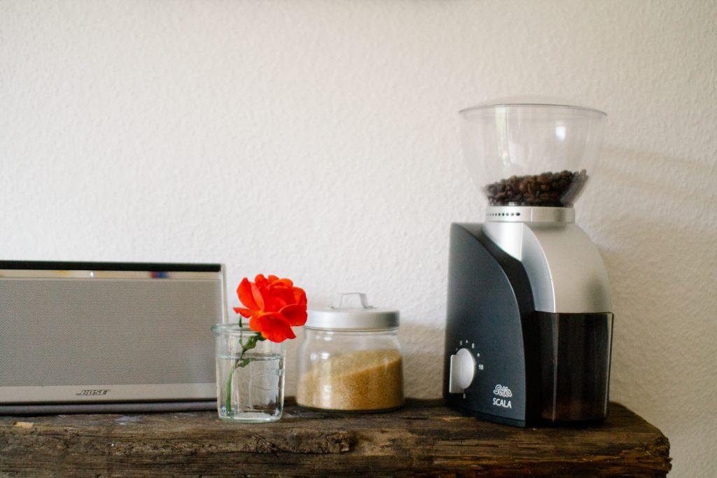 Solis Scala Kaffeemuehle