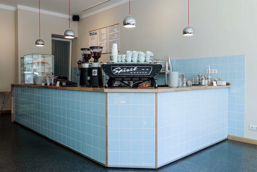 Third Wave Kaffee im milch