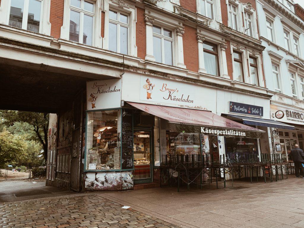 Brunos Kaeseladen Hamburg