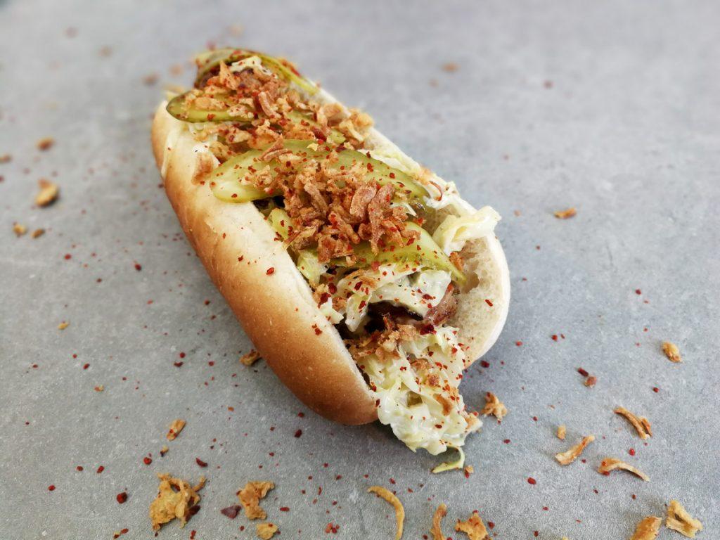 Salsiccia Hot Dog