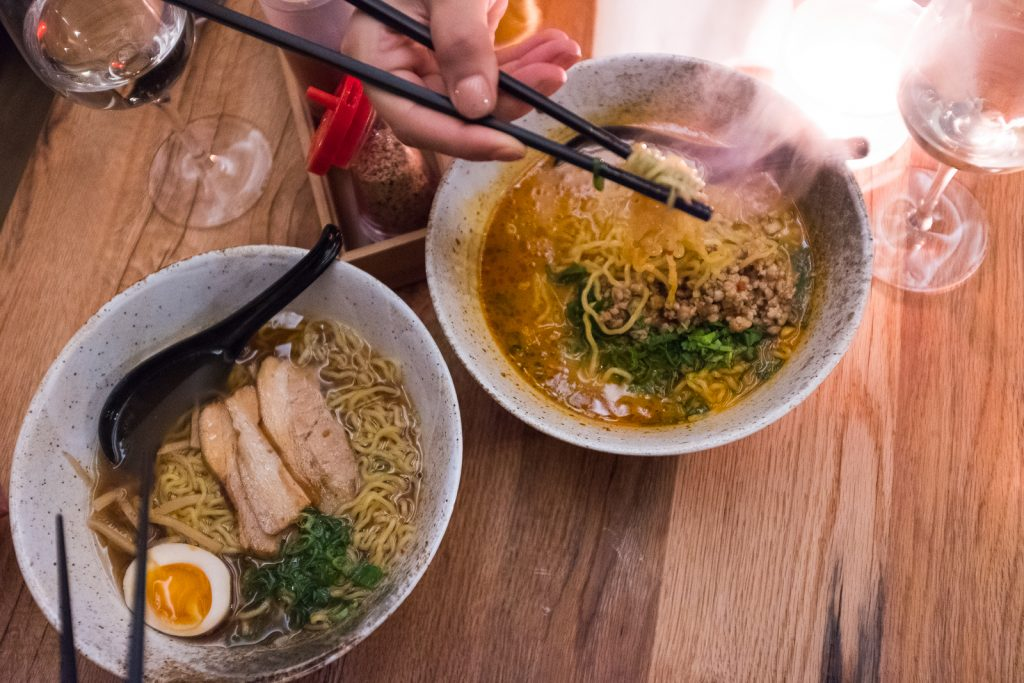 MOMO Ramen in Hamburg