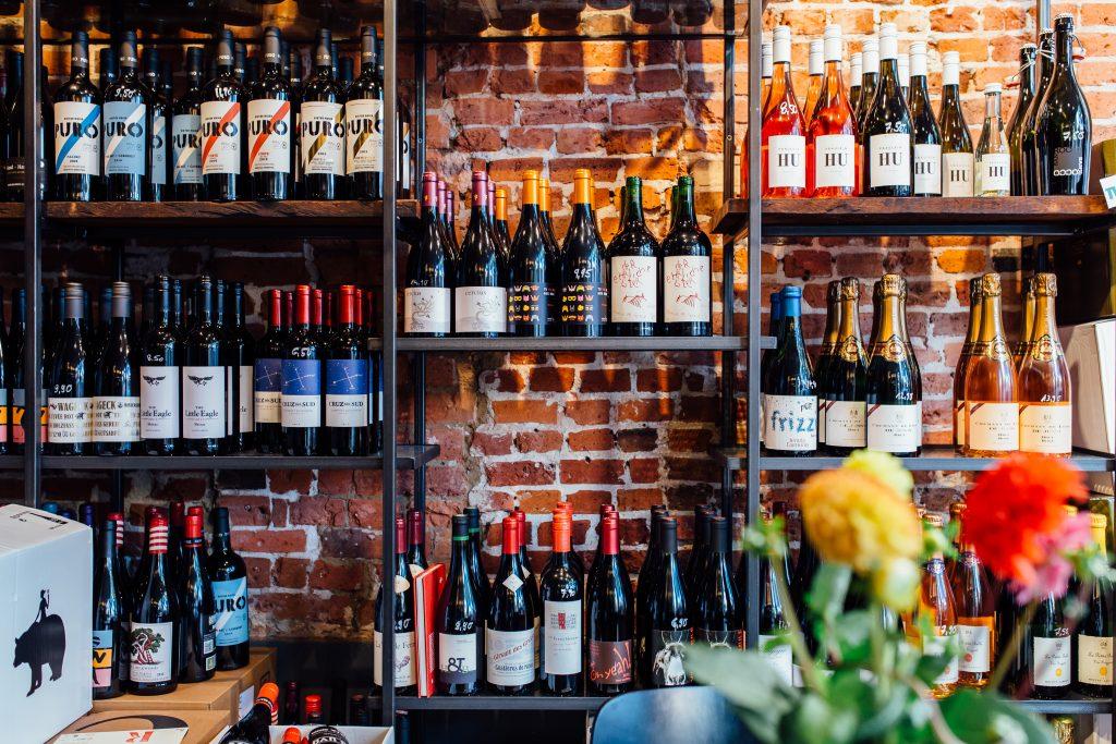 Weinladen St. Pauli