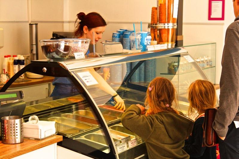 Eiszeit - Eisdielen in Hamburg