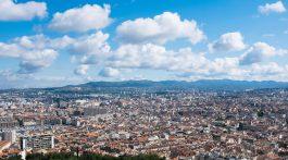 Marseille Südfrankreich