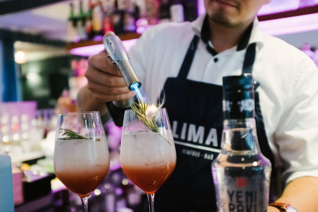 Liman Seafood Bar Hamburg