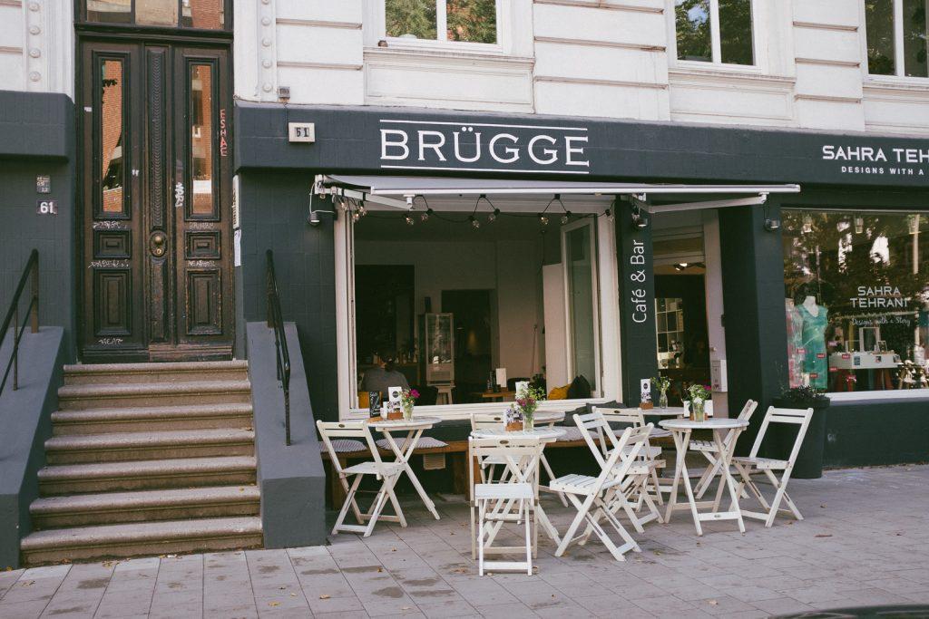 der beste Kuchen in Hamburg - Bruegge
