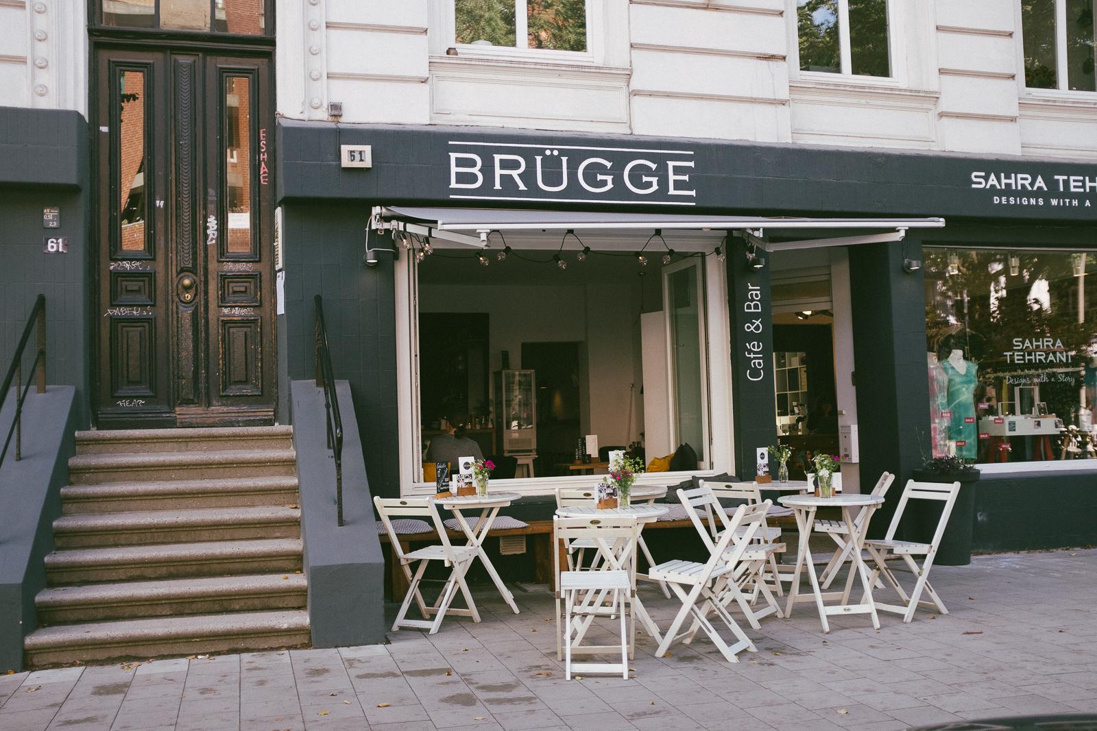 Hamburg Brügge