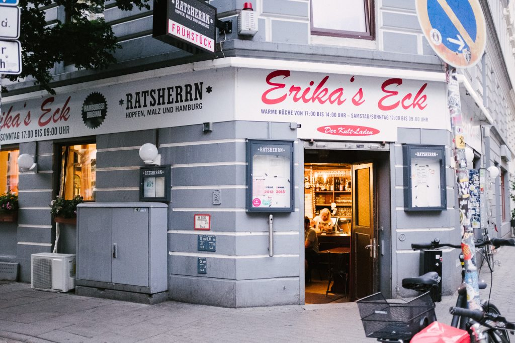 Late Night Snacks – Erikas Eck Hamburg