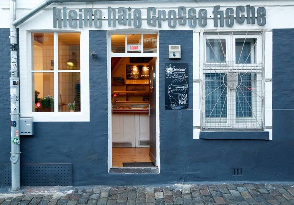 Late Night Snacks – Kleine Haie Grosse Fische Hamburg