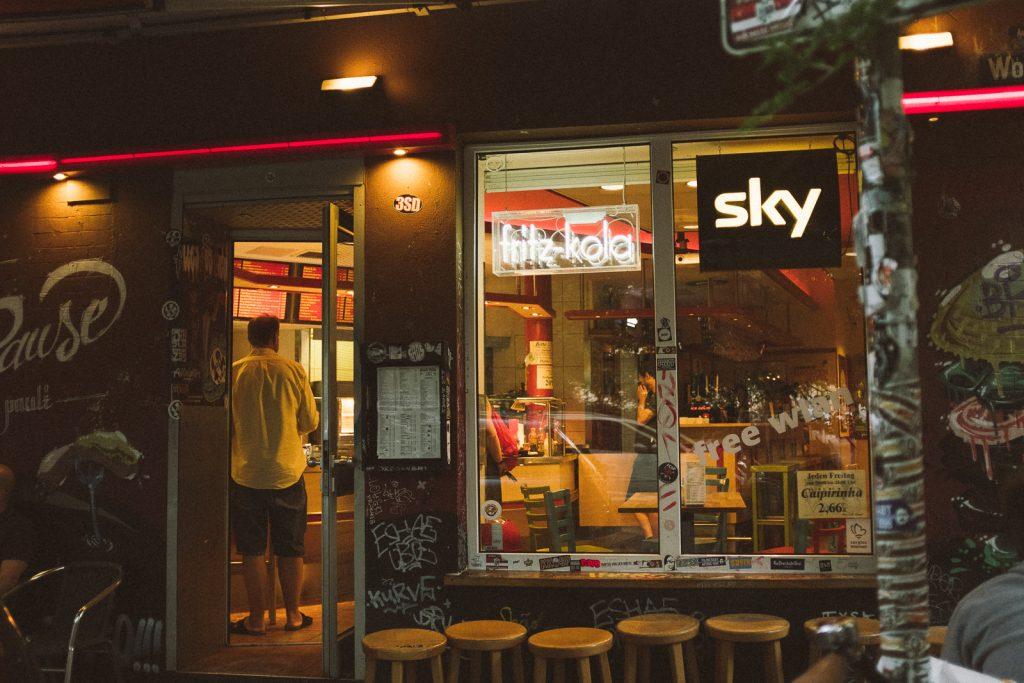 Late Night Snacks – Kleine Pause Hamburg