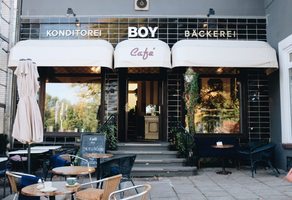 Cafe Boy Hamburg