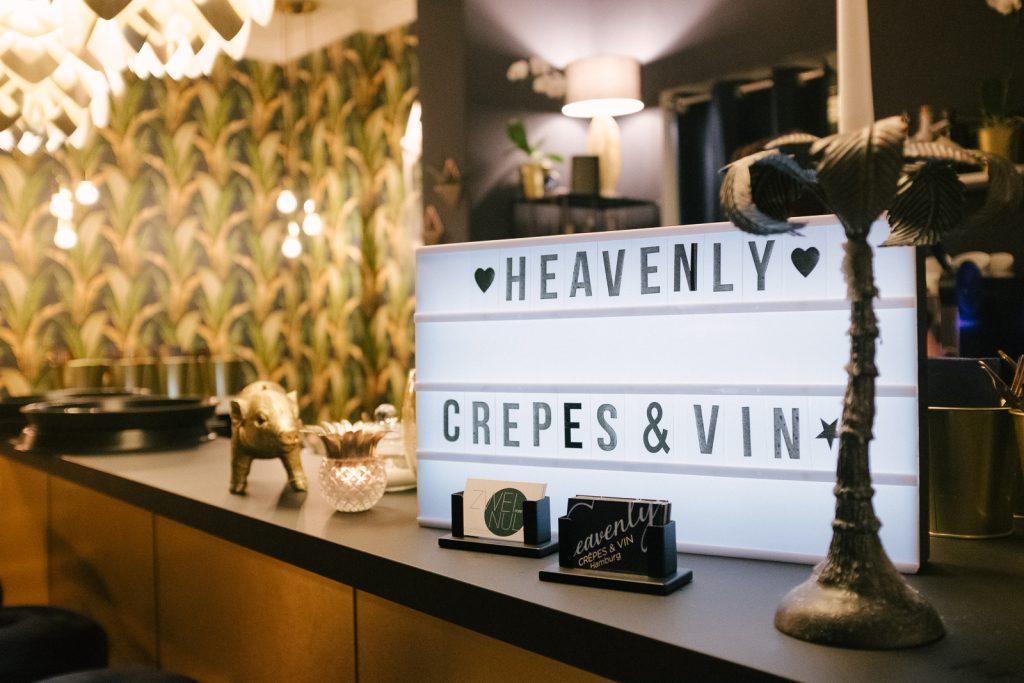 Heavenly Crepes & Vin Hamburg