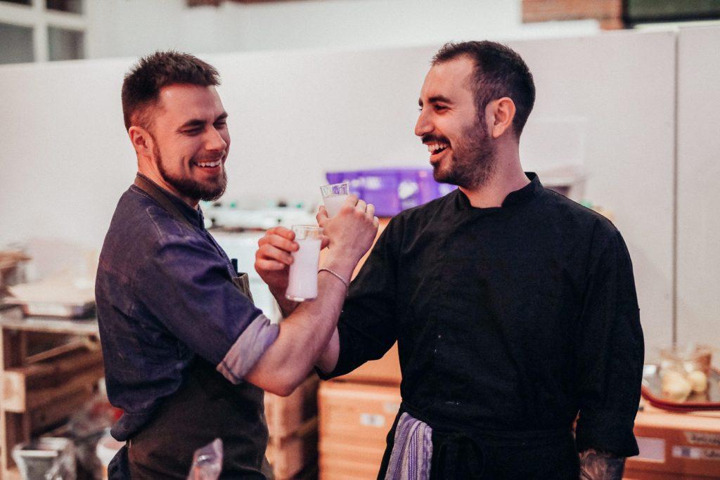 Kitchen Guerilla x Yeni Raki - Mezzehallen