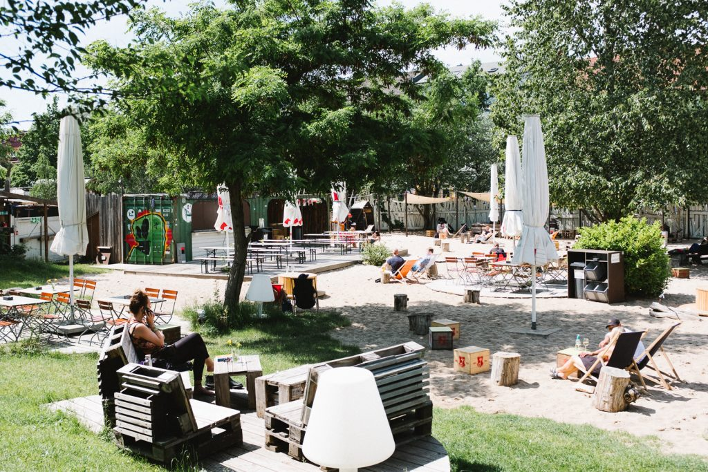 Central Park Hamburg