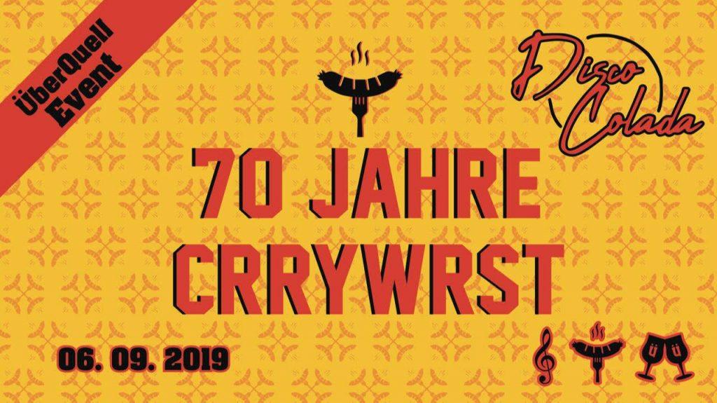 70 Jahre Currywurst Ueberquell