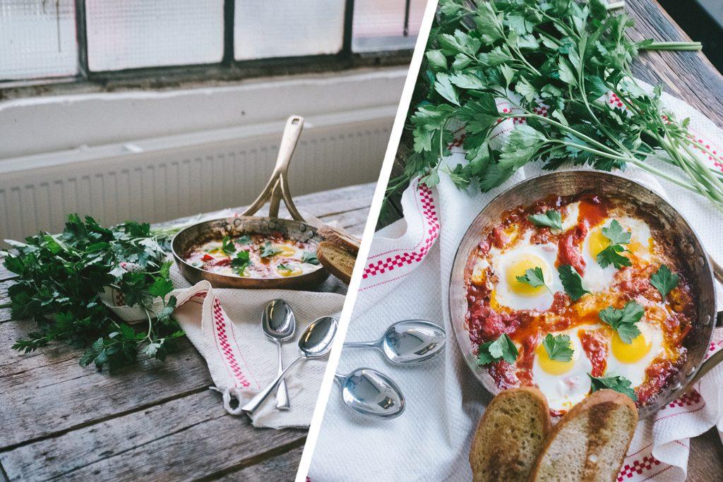 Kitchen Guerilla x M2S Shakshuka Rezept