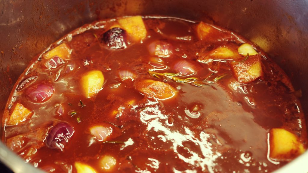 Saussi Bop BBQ Sauce Rezept