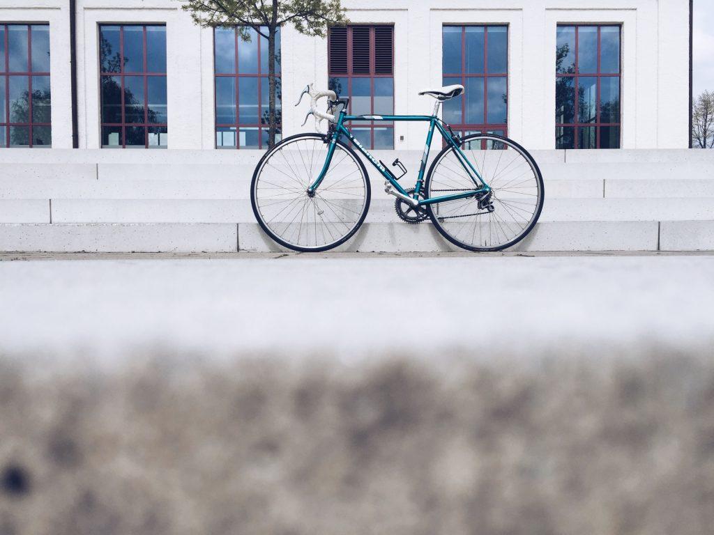 Fahrradtour in Hamburg