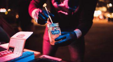 Linie Ginger Lieferservice Hamburg